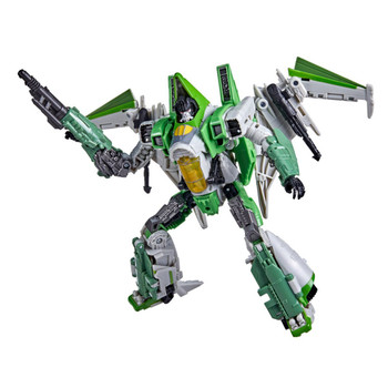 Transformers Studio Series Voyager Transformers: Bumblebee Thrust