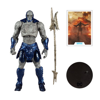 DC Zack Snyder Justice League Darkseid 10-Inch Mega Action Figure