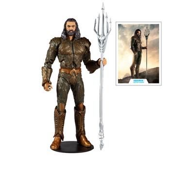 DC Zack Snyder Justice League Aquaman 7-Inch Action Figure