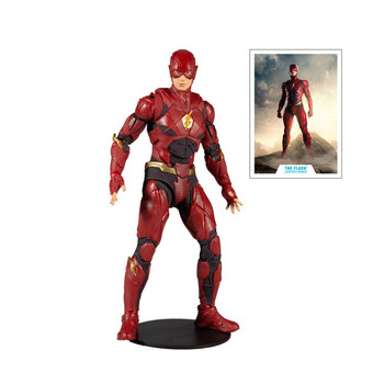 DC Zack Snyder Justice League Flash 7-Inch Action Figure