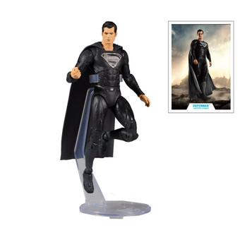 DC Zack Snyder Justice League Superman 7-Inch Action Figure