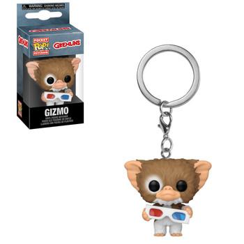 Funko Gremlins Gizmo with 3D Glasses Pocket Pop! Key Chain