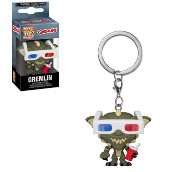 Funko Gremlins Stripe with 3D Glasses Pocket Pop! Key Chain