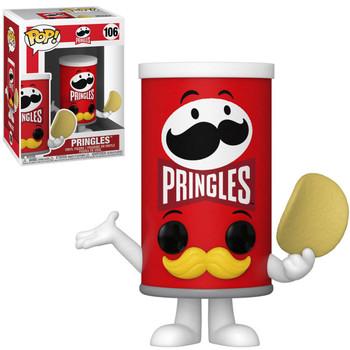 Funko Pringles Can Pop! Vinyl Figure