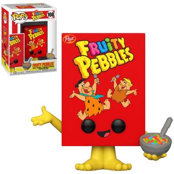 Funko Post Fruity Pebbles Cereal Box Pop! Vinyl Figure