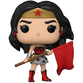 Funko Wonder Woman 80th Anniversary Superman: Red Son Pop! Vinyl Figure