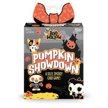 Funko Paka Paka: Boo Hollow Pumpkin Showdown Card Game