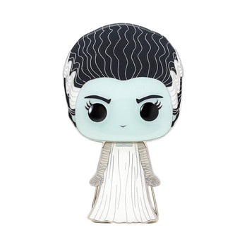 Funko Universal Monsters Bride of Frankenstein Large Enamel Pop! Pin