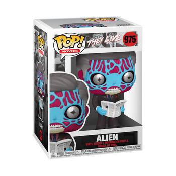 Funko They Live Aliens Pop! Vinyl Figure