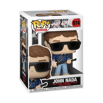 Funko They Live John Nada Pop! Vinyl Figure