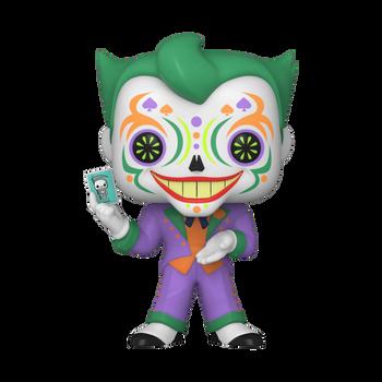 Funko Dia de los DC Joker Pop! Vinyl Figure