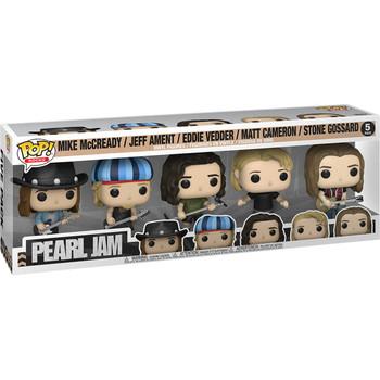 Funko Pearl Jam Pop! Vinyl Figure 5-Pack