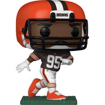 Funko NFL Browns Myles Garrett (Home Uniform) Pop! Vinyl Figure