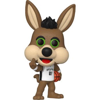 Funko NBA Mascots San Antonio Spurs The Coyote Pop! Vinyl Figure