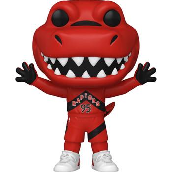 Funko NBA Mascots Toronto Raptor Pop! Vinyl Figure