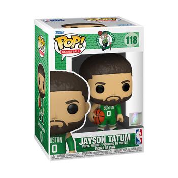 Funko NBA Celtics Jayson Tatum (Green Jersey) Pop! Vinyl Figure