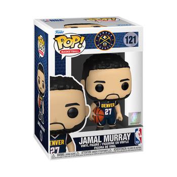 Funko NBA Nuggets Jamal Murray (Dark Blue Jersey) Pop! Vinyl Figure