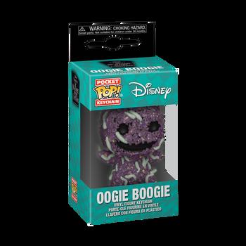 Funko Nightmare Before Christmas Oogie Boogie Bugs Pocket Pop! Key Chain