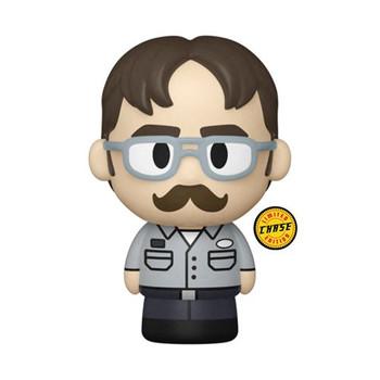 Funko The Office Dwight CHASE Mini Moments Mini-Figure Diorama Playset
