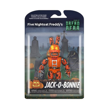 Funko Five Nights at Freddy's: Dreadbear Jack-o-Bonnie 5-Inch Acton Figure