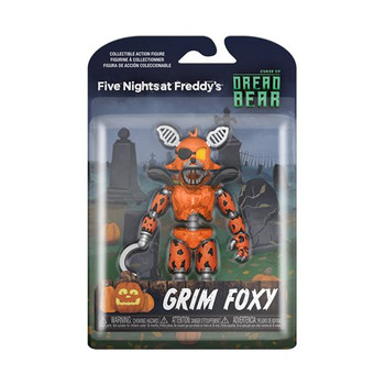 Funko Five Nights at Freddy's: Dreadbear Grim Foxy 5-Inch Acton Figure