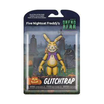 Funko Five Nights at Freddy's: Dreadbear Glitchtrap 5-Inch Acton Figure