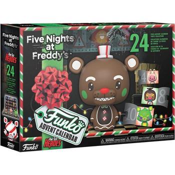 Five Night's at Freddy's Blacklight Pocket Pop! Advent Calendar
