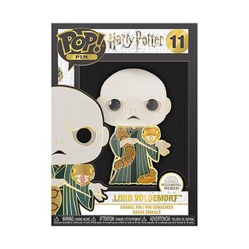 Harry Potter Voldemort with Nagini Large Enamel Pop! Pin