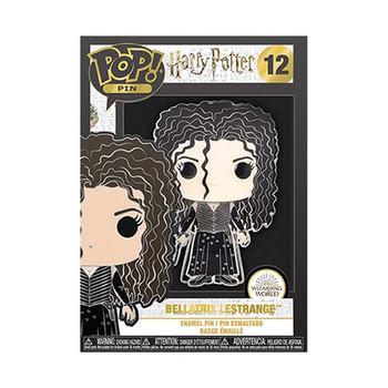 Harry Potter Bellatrix Lestrange Large Enamel Pop! Pin