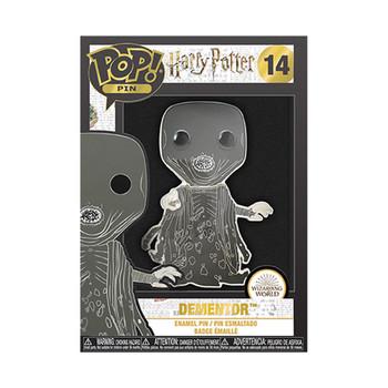 Harry Potter Dementor Large Enamel Pop! Pin