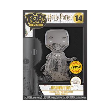 Harry Potter Dementor Large Enamel CHASE Pop! Pin