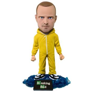 Breaking Bad Jesse Pinkman in Hazmat Suit 6-Inch Bobble Head - Not Mint