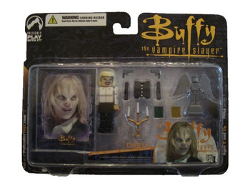 Buffy the Vampire Slayer Series 1 PALz Darla