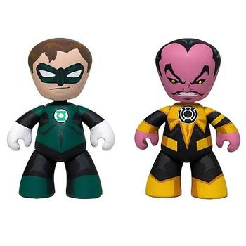 DC Universe Mini Mez-Itz Green Lantern and Sinestro 2-Pack
