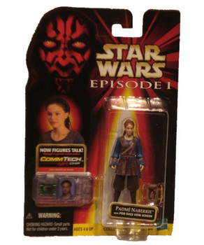 Star Wars Episode I: Padme Naberrie Figure