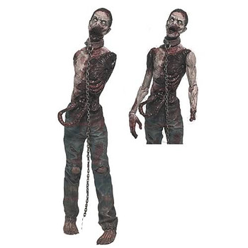 The Walking Dead Comic Series 2 Michonne's Pet Zombie Figure