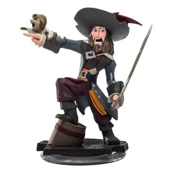 Disney Infinity Pirates of the Caribbean Capt Hector Barbossa Figure