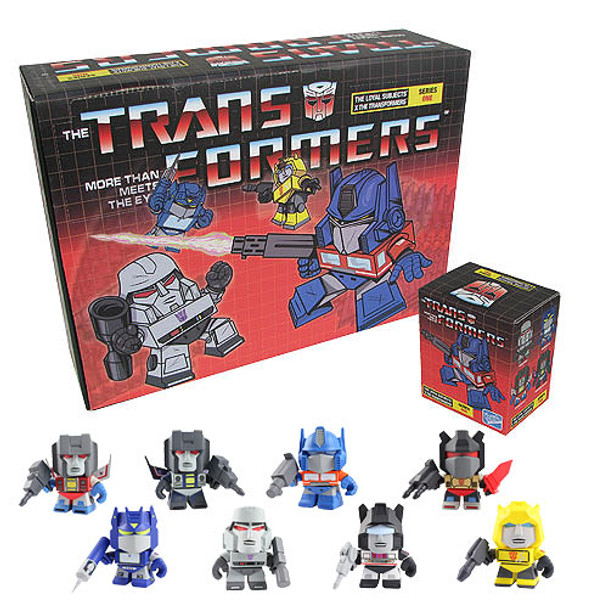 Transformers 3-Inch Random Figure Series 1 Mini-Figure