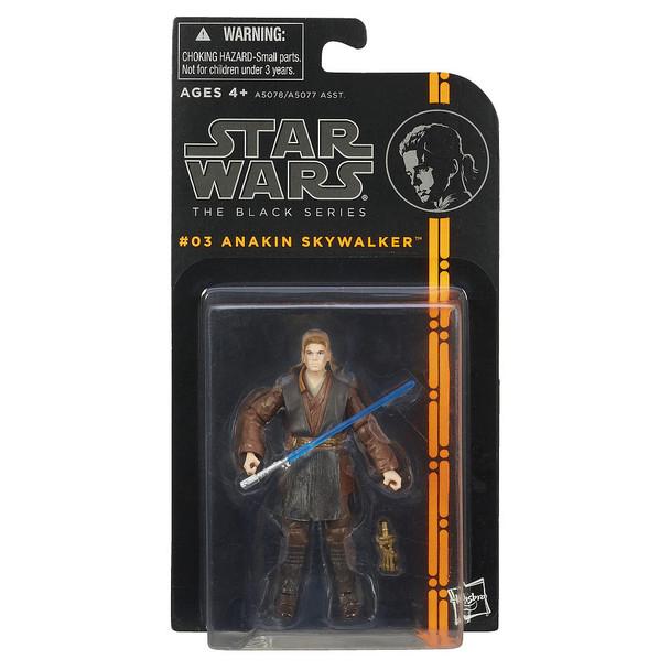 Star Wars The Black Series Anakin Skywalker 3.75 Inch Figure