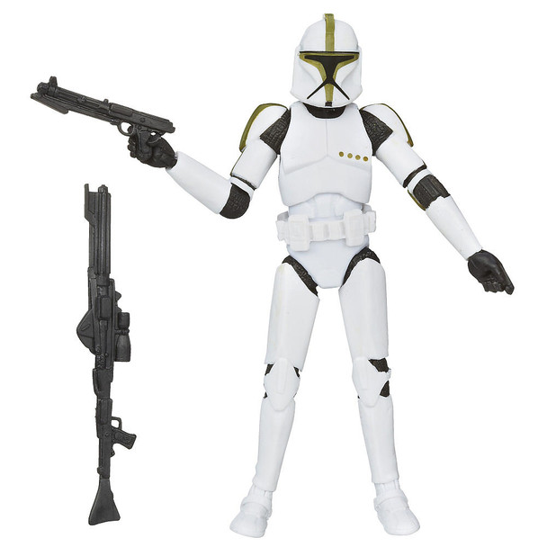 Star Wars The Black Series Clone Trooper Sergeant 3.75 Inch Figure