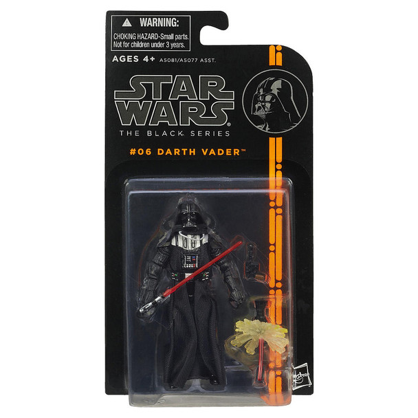 Star Wars The Black Series Darth Vader 3.75 Inch Figure