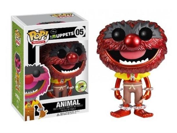 POP Muppets: Animal Metallic SDCC 2013 Exclusive