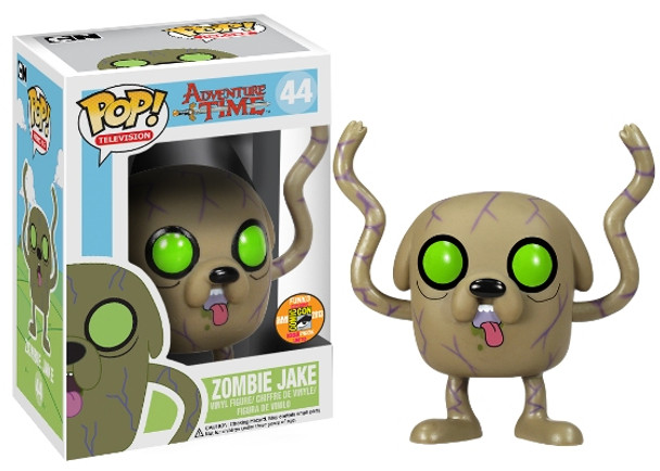 Pop! Television: Jake Zombie SDCC 2013 Exclusive