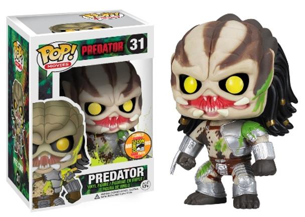 POP Movies: Predator Green Blood SDCC 2013 Exclusive