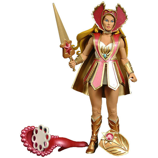 Masters Of The Universe Classics Bubble Power She-Ra Figure