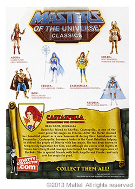Masters Of The Universe Classics Castaspella Figure