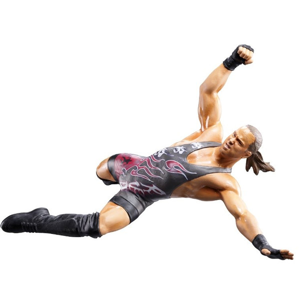 WWE Unmatched Fury Series 2 Rob Van Dam Action Figure