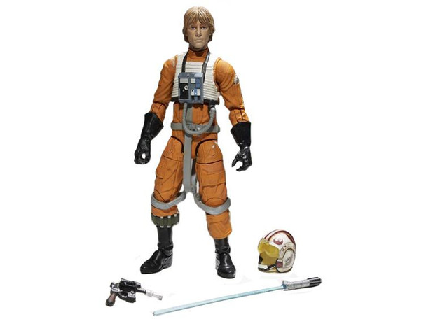 Star Wars The Black Series 1 Luke Skywalker 6 inch Figure