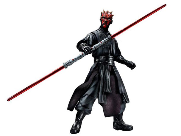 Star Wars The Black Series 1 Darth Maul 6 inch Figure