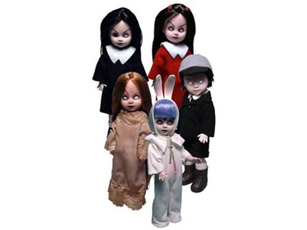 Living Dead Dolls 13th Anniversary Series - Variant Set of 5